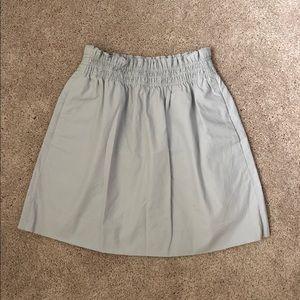 J Crew Sidewalk Skirt